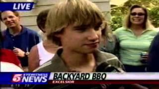Michael's BackYard BBQ with Karl Spring/Dave Dahl Summer 2005
