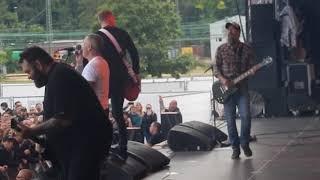 Boysetsfire Punk in Drublic Festival Wiesbaden 23.06.2018