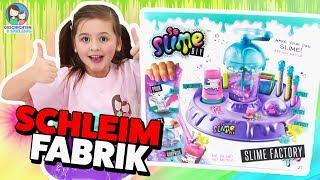 Schleim im Überfluss! DIY Glitzer Einhorn Slime mit der Schleim Fabrik - Geschichten und Spielzeug