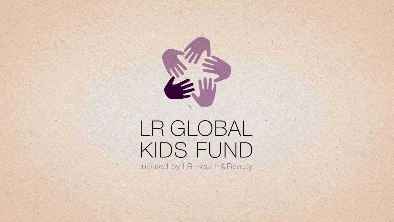 lr global kids fund youtube gaming