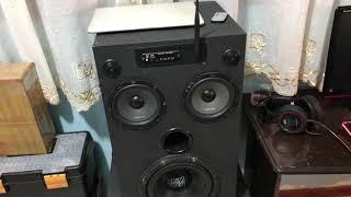 Caixa Bob SQ Audiophonic & PHD Pronta, detalhes, demonstração e mais !