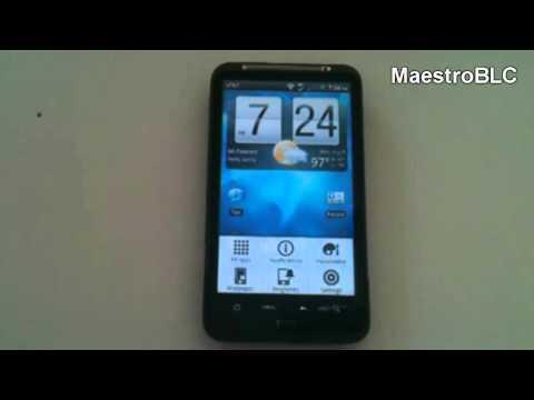 HTC Inspire 4G GingerBread Update - 8/8/11