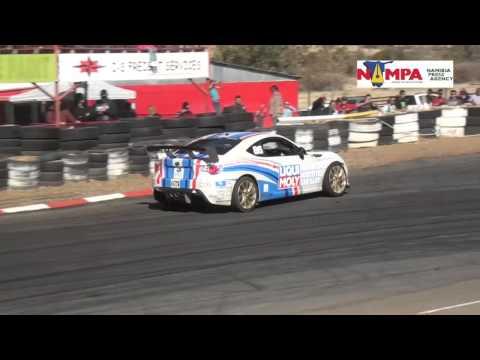 NAMPA: WHK Drifting in Namibia - Jim McFarlane 28 June 2015 hd