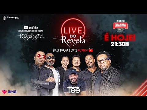 Live do Revela part. @Tiee | #FiqueEmCasa