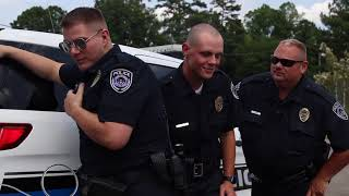 Leeds, AL Police Lip Sync Challenge - Ghostbusters
