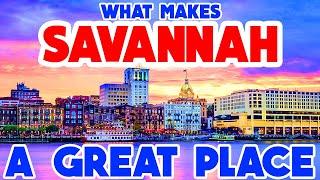 SAVANNAH, GEORGIA  Los 10 mejores lugares que NECESITA ver
