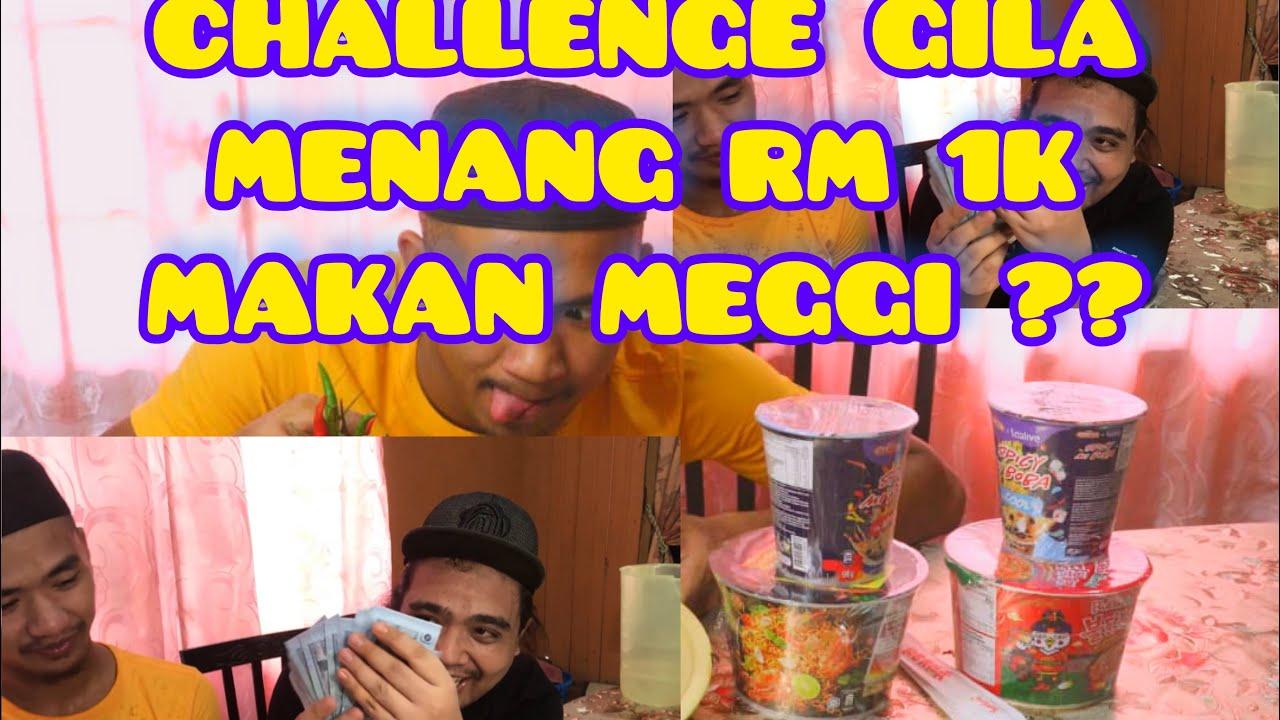 Challenge RM1K S4MPAI MUNT4H !!