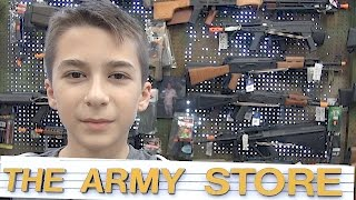 The Army Store - Airsoft Guns and More!