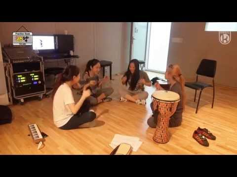 [생댴] 연습실 쉬는시간(Break time in Practice room)