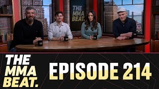 The MMA Beat: Episode 214 (WW Title Picture, Cain's Return, Jon Jones' Quick Turnaround, More)