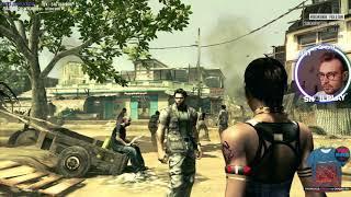 🔥 [SNAILKICK] СТРИМ ЦЕЛИКОМ: Resident Evil 5 & Dota 2