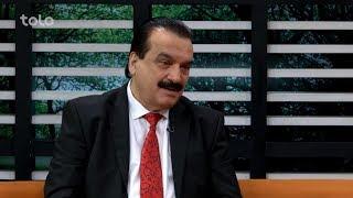 بامداد خوش - ورزشگاه - صحبت ها با حفیظ الله ولی رحیمی ریس کمیته ملی المپیک