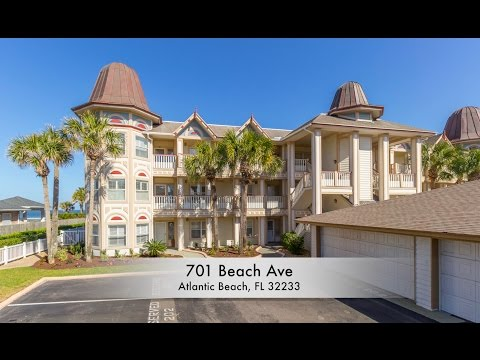Oceanfront Condo For Sale - 701 Beach Ave, Apt 101, Atlantic