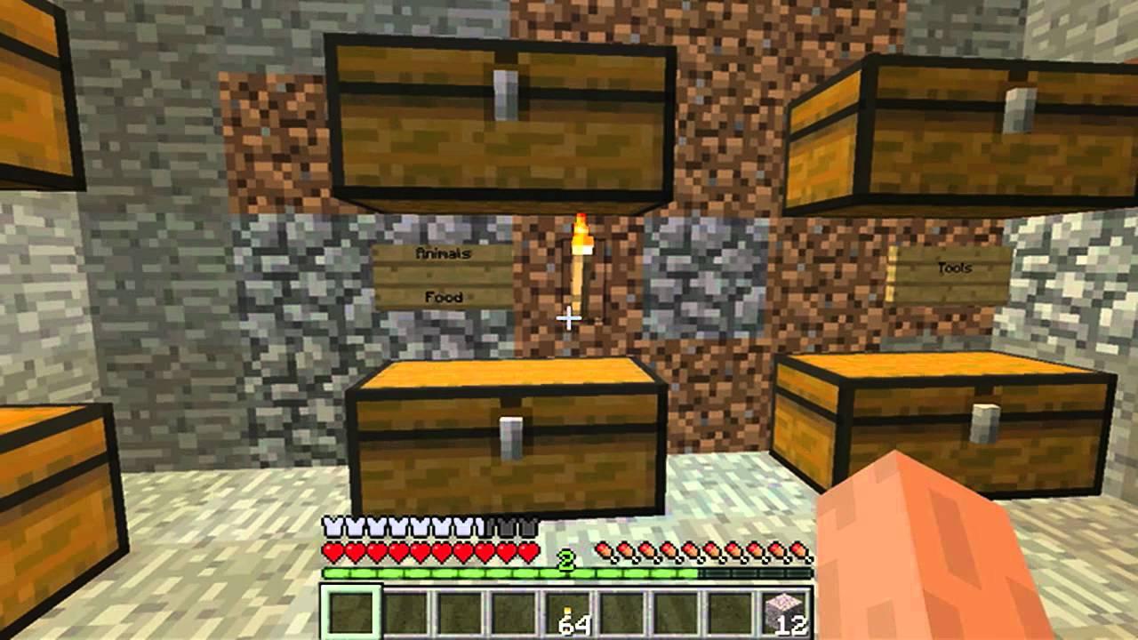 Minecraft  Mass Chicken Sex  New Chest Room  Huge Ass -6779