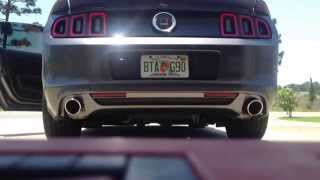 2014 Roush RS (V6) w/Roush Exhaust at Idle and with Gas