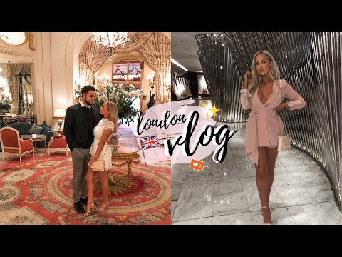 A FEW DAYS WITH US IN LONDON! VLOG | ELLE DARBY
