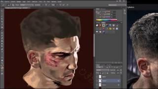 Punisher Drawing