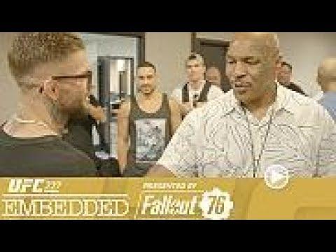 UFC 227 Embedded: Vlog Series - Episodio 3