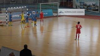 Лучшие моменты матчей. Futsal. Мини-футбол # 5.