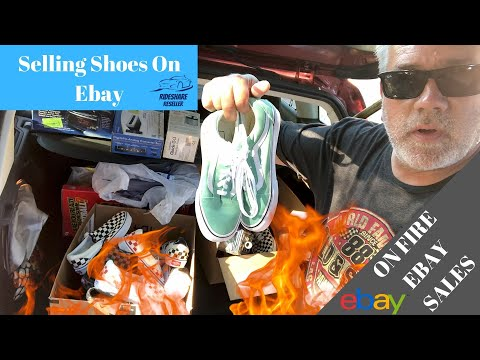 Make More Money On Ebay With Every Listing.  Selling Shoes On Ebay