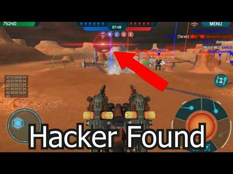 War Robots HACK | Hacker Found In Game 2017 | WR