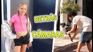 DETRÁS DE CÁMARAS DE MI LOVE YOURSELF CHALLENGE DANIELA GO!  OS CUENTO TODOS MIS SECRETOS
