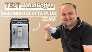 DeLonghi ELETTA Plus ECAM 44.620.S | Machine à café automatique | Le Test MaxiCoffee