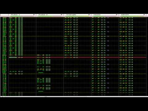 Sonic 2- Metropolis Zone (Famitracker) - YouTube