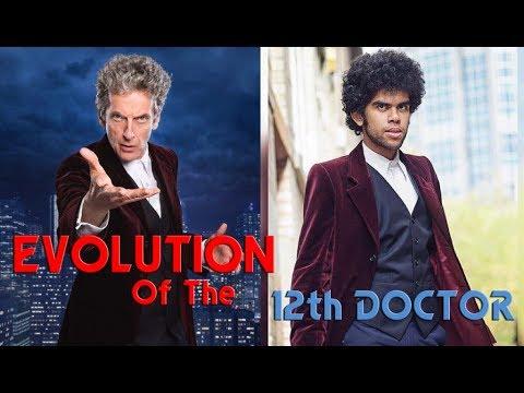 Evolution of the Twelfth Doctor: In Cosplay
