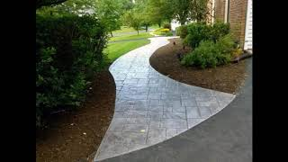 Unique Walkway Ideas,Concrete Walkway Ideas,Outdoor Path Designs,Easy and Cheap Walkway Ideas #3