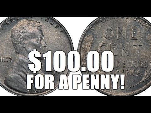 1943 Doubled Die Steel Cent! The $100 00 Lincoln Penny