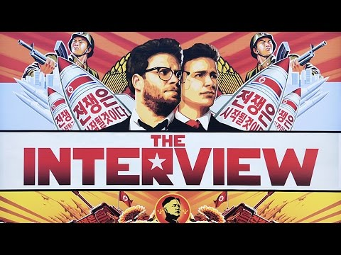 The Interview (2014) - James Franco - Seth Rogen - Randall Park - Lizzy Caplan - DVD Fan Commentary