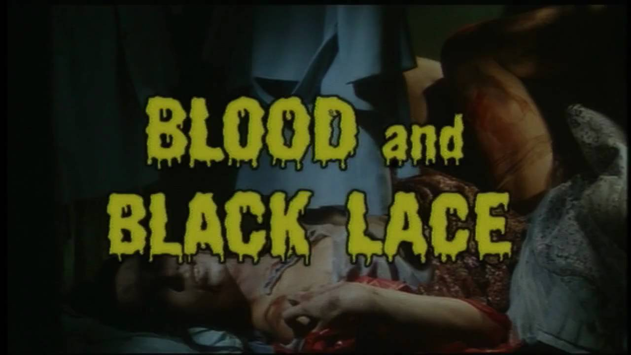 Blood and Black Lace Trailer