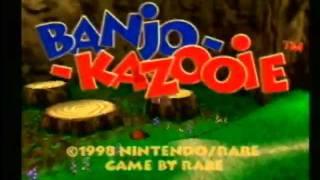 Banjo-Kazooie Promotional Trailer 1997