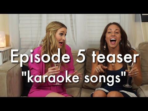 """BARRE TALK - Episode 5 teaser  """"karaoke songs"""""""