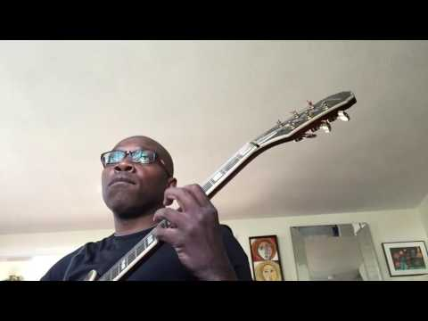 Fender Telecaster versus Epiphone Sheraton Classic Jazz Tone