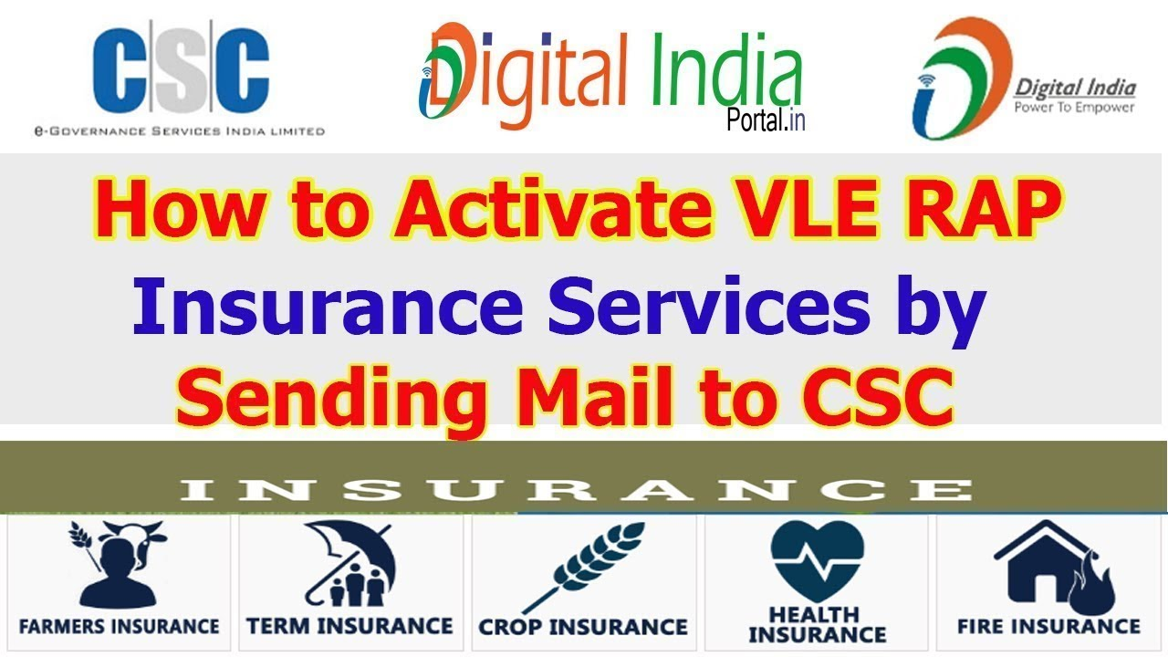 Process of csc rap insurance activation  How to download csc rap exam  result and certificATE by everything you want in internet