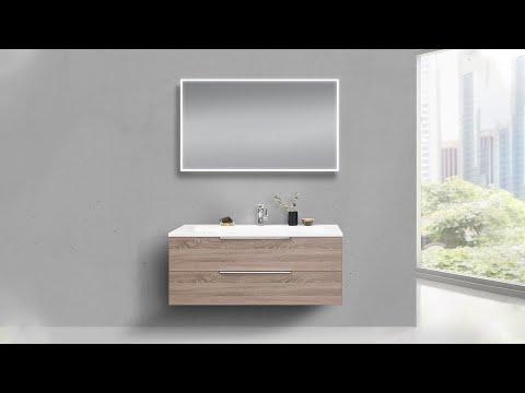 CUBO: Das formvollendete Designer Badmöbel-Set