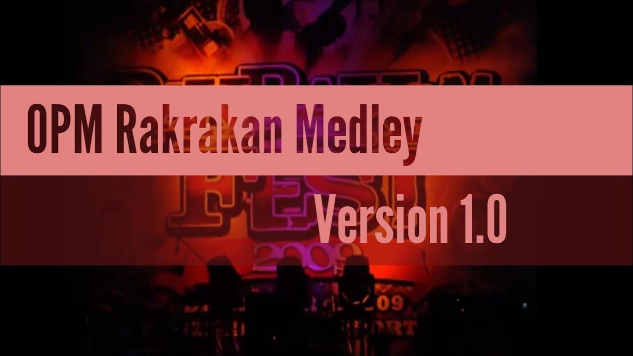 Rakrakan Medley #1