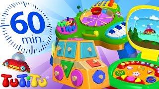 TuTiTu (ТуТиТу) длинные коллекции | Лучшие образовательные игрушки для детей