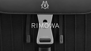 RIMOWA Never Still Bags | Mobility Essentials Re-imagined