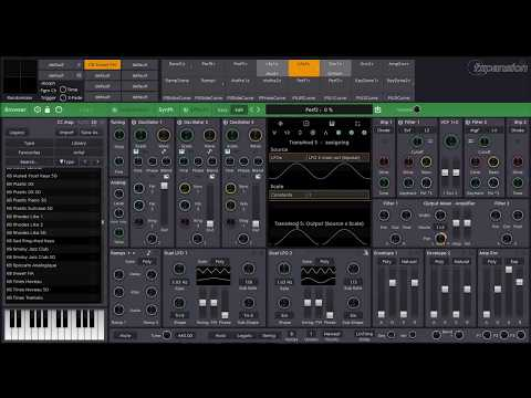 Cypher2: Making A Sound From Scratch 1/2