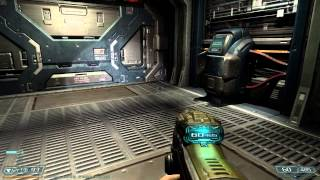 PC Longplay [333] Doom 3 BFG Edition (part 1 of 4)