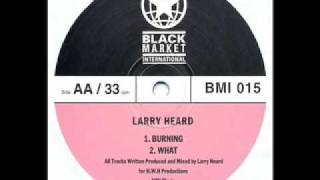 Larry Heard - Burning 4 Love