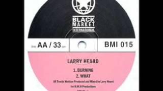 Larry Heard - Burning 4 Love