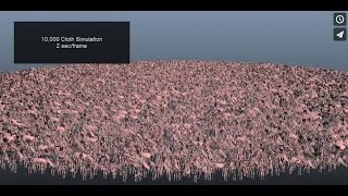 Miarmy 3 Crowd Simulation DEMO 8