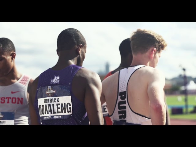 TCU's Derrick Mokaleng headed to African Games