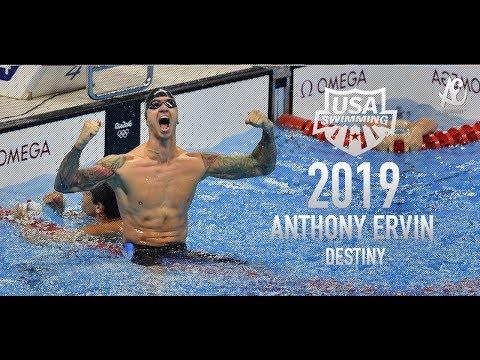 Anthony Ervin ● Destiny   Motivational Video   2019 - HD