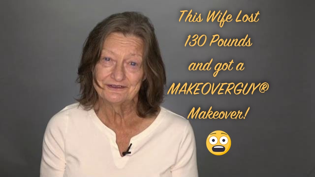 I Want To Have A Presence: A MAKEOVERGUY® Makeover