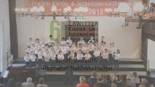 ThomanerNachwuchsChor Leipzig in Erwitte am 21.06.2015
